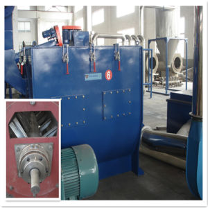 PE PP Waste Plastic Film Recycling Washing Drying Production Machine pictures & photos