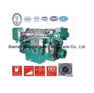 Yuchai Yc6td/Yc6t Series Marine Diesel Engine for 435-700HP pictures & photos