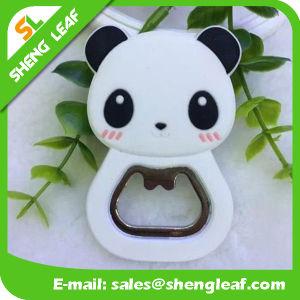 Cheap Panda Shape Cute Custom Bar Rubber Bottle Opener pictures & photos