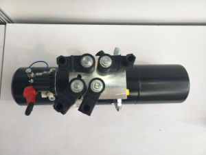24V DC Power Unit for Hydraulic Automatic Packing System pictures & photos