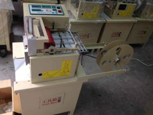 Sheeting Machine for Reflecting Tape, Reflector Tape, Reflective Tape Cutter pictures & photos