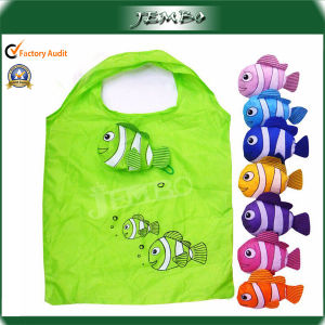 Tropical Fish Foldable Eco Reusable Shopping Bags pictures & photos