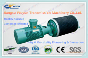 Gravity Belt Conveyor Motorized Pulley Drum Electric Conveyor Roller, Conveuor Belt pictures & photos