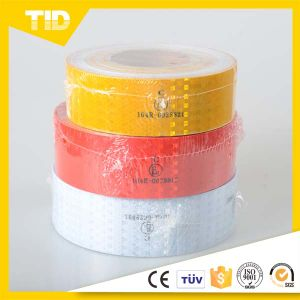 Reflective Vehicle Conspicuity Marking Tape pictures & photos