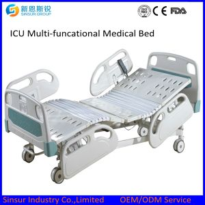 Hospital Electric Medical Multi-Function Nursing Bed pictures & photos