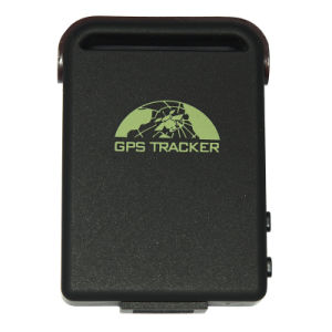 Waterproof Mini GPS Trackers Tk102-2 for Motorcycle, Personal, Vehicles Tracking pictures & photos