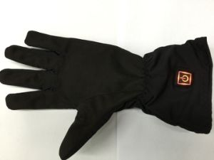 7.4V Rechargeable Lithium Battery Elecric Heating Warm Glove pictures & photos