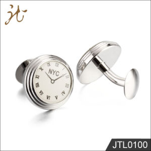Fashion Nice Quality Watch Design Brass Cuff Buttons Wholesale pictures & photos