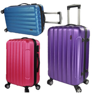 Hot Sale ABS Travel Trolley Luggage Wholesale pictures & photos