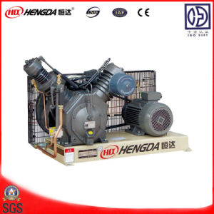 High Pressure Air Compressor for Blow Machine - 2 Stage