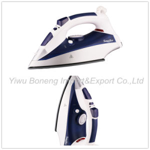 Electric Iron Si106-778 Travelling Steam Iron with Ceramic Soleplate (Blue) pictures & photos
