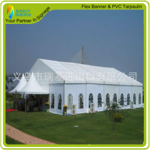 Rjsign Tent Fabric Vinyl Tarpaulin Truck Covers pictures & photos