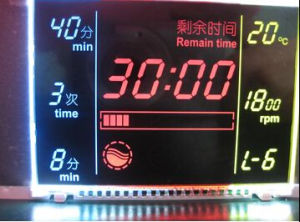 Va Graphic LCD Module Used in Washing Machine pictures & photos
