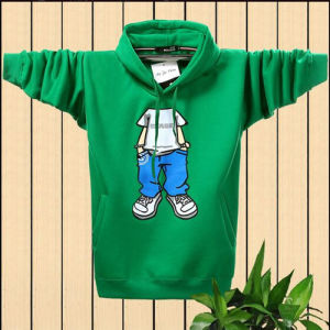 2016 OEM Factory 100%Cotton Printed Fashion Hoodies pictures & photos