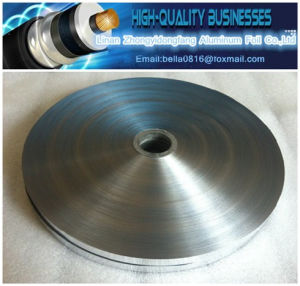 Aluminium Foil Polyester Tape for Cable Shielding pictures & photos