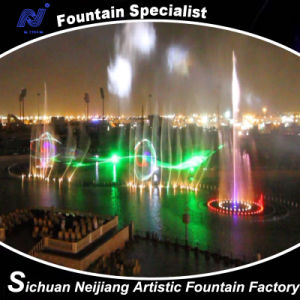 Large 3D Laser Water Fountain in Lake pictures & photos