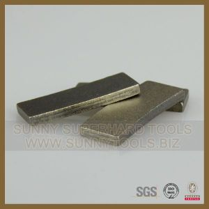 Diamond Marble Segment for Blade Body (SY-DS-465) pictures & photos