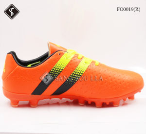 Fashion Outdoor Soccer Boots Football Shoes for Men pictures & photos