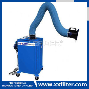 Mobile Filter Cartridge Welding Smoke Extractor Dust pictures & photos