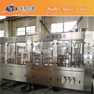 Pet Carbonated CO2 Drinks Bottling Equipment pictures & photos