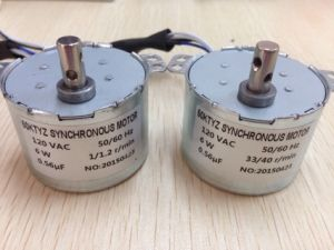 AC Synchronous Motor for Home Appliance pictures & photos