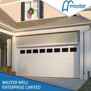 Wholesale Insulated Garage Door Section with Motor / Resiential Automatic Garage Doors / Garage Door with Small Door pictures & photos