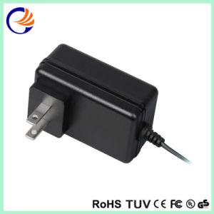 30W UL Black Casing Universal AC/DC Adaptor Switching Power Supply