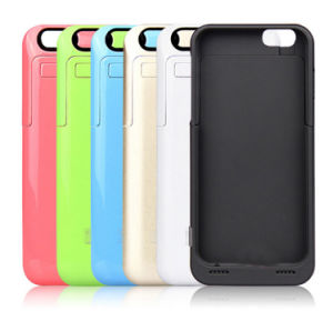 2015 New Design External Battery Backup Charger Case for iPhone6 pictures & photos