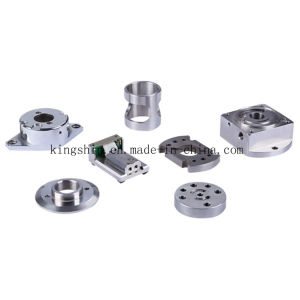 Custom Precision CNC Machined Steel Parts CNC Machining Service pictures & photos