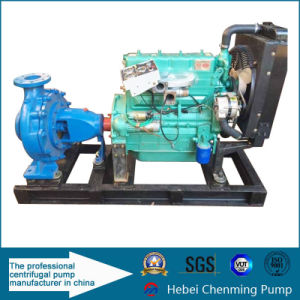 230V End Suction Diesel Water Transfer Pump for Farm Irrigation