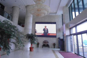 High Resolution Video Screen P3 Full Color Indoor LED Display pictures & photos