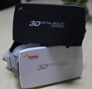 2016 Newest 3D Vr Virtual Reality Headset 3D Glasses pictures & photos