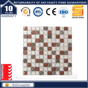 Crystal Mix Marble Stone Mosaic GS89373 pictures & photos