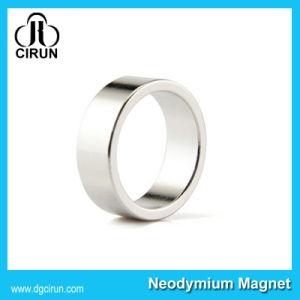 Custom Countersunk N52 Neodymium Ring Magnet pictures & photos