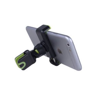 360 Rotating Car Air Vent Plastic Clamp Holder Phone Accessories pictures & photos