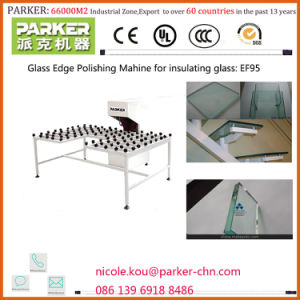 Glass Edge Polishing Machine for Insulating Glass Prodution Line pictures & photos