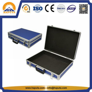 Blue Aluminium Hard Briefcase for Business Travel pictures & photos
