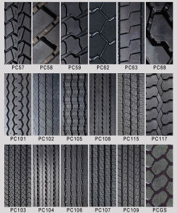 High Precision Truck Tire Tread Patterns for Sale