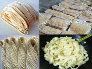 5-Stages Automatic Noodle Making Machine pictures & photos
