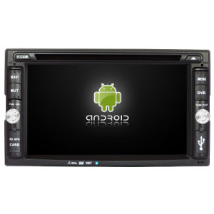 6.2inch Double DIN Car DVD Player with Wince System Ts-2009-2 pictures & photos