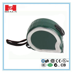 High Quality Green Color Steel Measuring Tape pictures & photos