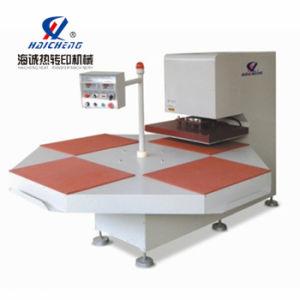 Mechanical Four Trays Heat Press Machine