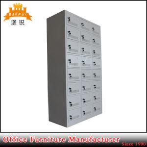 24 Door Gym Steel Storage Cabinets Metal Locker pictures & photos