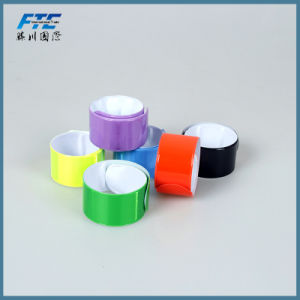 High Quality Reflective Arm Slap Band LED Band pictures & photos