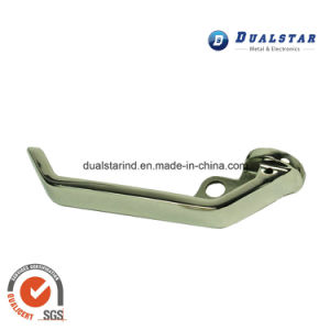 Stainless Steel Handle Casting with Mirror Grade Polish pictures & photos