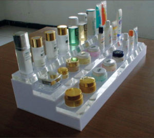 Manufacturer of Cosmetics Display Stand - Acrylic Cosmetic Display Stand, Acrylic Lipstick Stand, Acrylic Nail Display Board and Acrylic Cosmetics Display pictures & photos