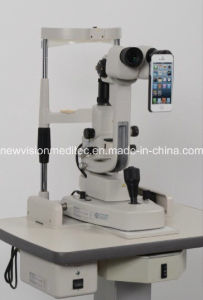 Slit Lamp Photography Adapter for iPhone 3, 4, 4s, 5, 5s, 6 and 6 Plus pictures & photos