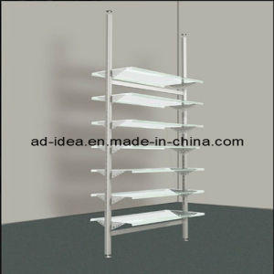 Heavy Duty Chrome Shoe Rack with 8 Adjustable Shelves (GARMENT-1127) pictures & photos