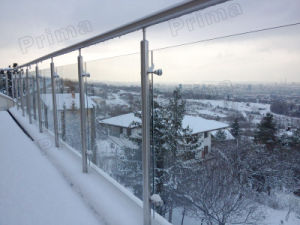 Europe Glass Railing for Balcony/Terrace pictures & photos