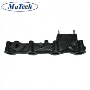 Custom Precisely Exhaust Manifold Iron Resin Sand Casting pictures & photos
